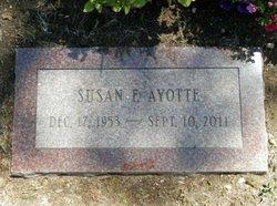 Susan <i>Farman</i> Ayotte