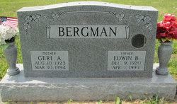 Geri A. Bergman