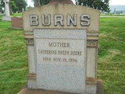 Catherine Breen <i>Deere</i> Burns