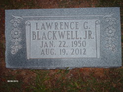 Lawrence Griffith Larry Blackwell, Jr