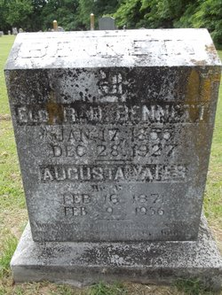 Augusta <i>Yates</i> Bennett