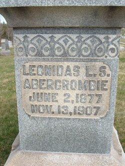 Leonidas Abercrombie