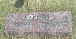 Warren Cordier Barnes