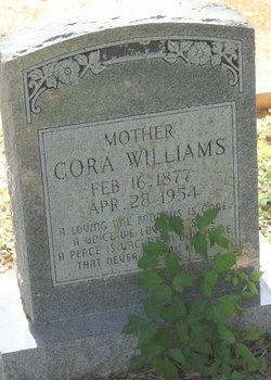 Cora Lee <i>Watson</i> Williams