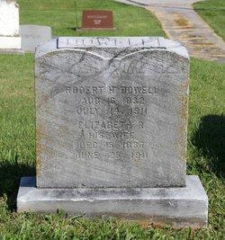 Elizabeth R. Bettie <i>McCoy</i> Dowell