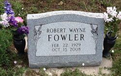 Robert Wayne Fowler