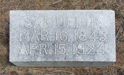 Samuel R Jones