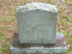 Estelle <i>Swinson</i> Pierce