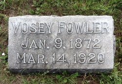 Vosey Fowler