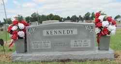 Betty Jo <i>Patrick</i> Kennedy