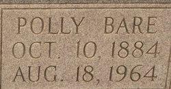 Polly Ellen <i>Dixon</i> Bare