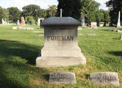 Martha <i>Arnold</i> Foreman
