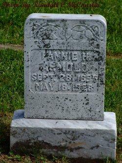 Fannie Harriet Armold
