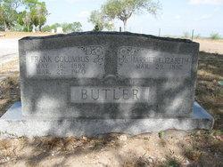 Harriet Elizabeth Lizzie <i>Moseley</i> Butler