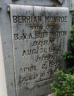 Berrian Monroe Buffington