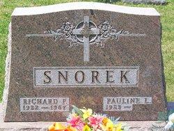 Pauline L <i>Welch</i> Snorek