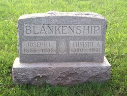 Joseph Lovington Blankenship