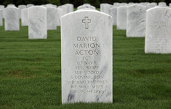 David Marion Acton