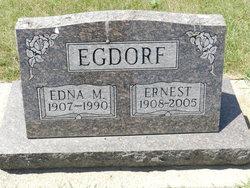 Edna M. <i>Bohlen</i> Edgorf
