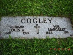 Margaret <i>Daugherty</i> Cogley