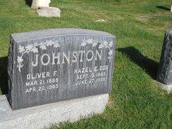 Oliver F. Johnston