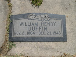 William Henry Duffin