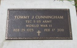 Tommy Cunningham, Jr