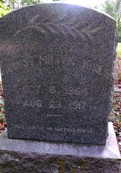 Ernest Milton Jones, Jr