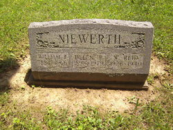 William Fredrick Niewerth
