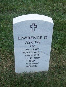 Lawrence D Askins