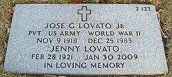 Jenny <i>Valdez</i> Lovato