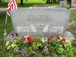 Genora Nora <i>Carr</i> Shaffer