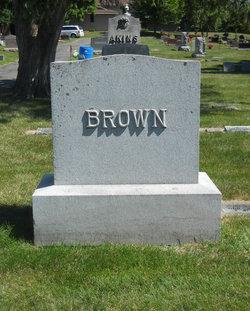 Tilda M <i>Oberg</i> Brown