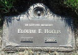 Elouise E. <i>Oswood</i> Hollis