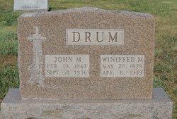 John M Drum