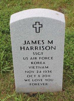 James Maddrick Harrison