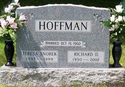 Teresa Marie Day Queenie <i>Snorek</i> Hoffman