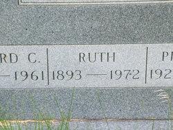 Ruth <i>Ackerman</i> Bodine
