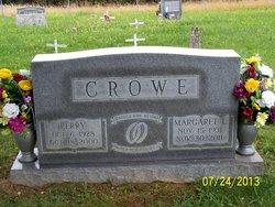 Margaret Louise Hunter <i>Sarver</i> Crowe
