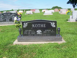 Eduard Louis Kothe