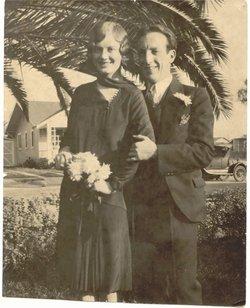 Mary Fredericka <i>Mortensen</i> Falk