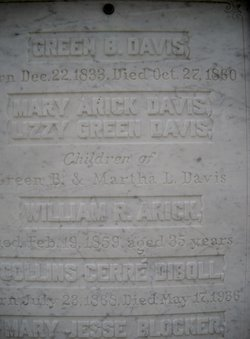 Lizzy Green Davis