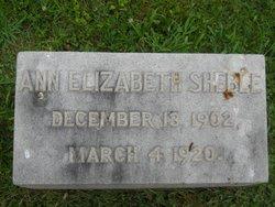 Ann Elizabeth Sheble