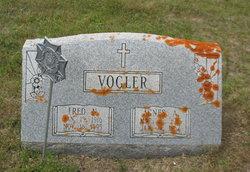 Fred N Vogler