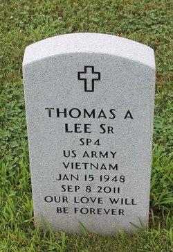 Thomas A Tommy Lee Lee, Sr