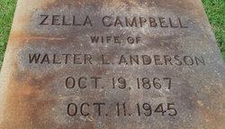 Zeila <i>Campbell</i> Anderson