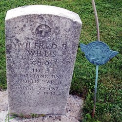Sgt Wilfred R Willis