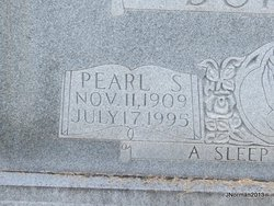 Pearl Jane <i>Sneed</i> Burton
