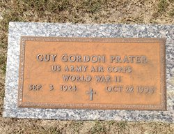 Guy Gordon Prater