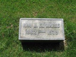 Ida Jane <i>Meginness</i> Edwards